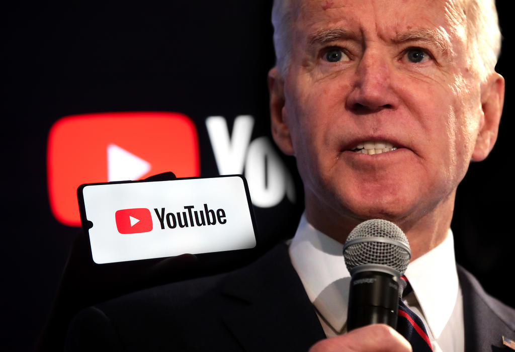 Youtube-Biden