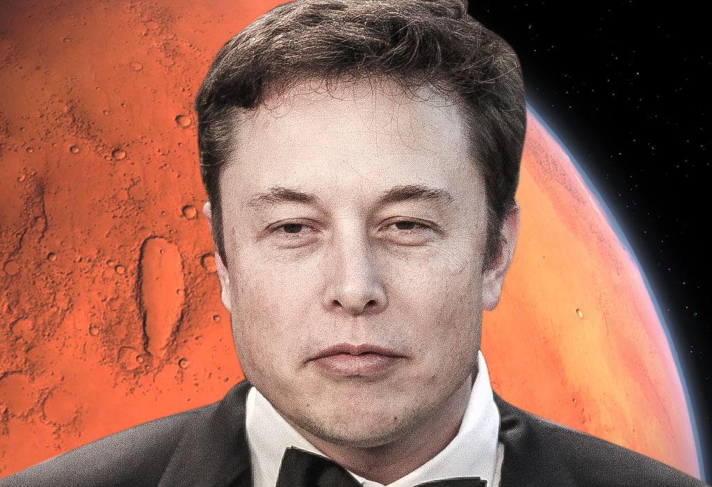 Elon Musk - Mars