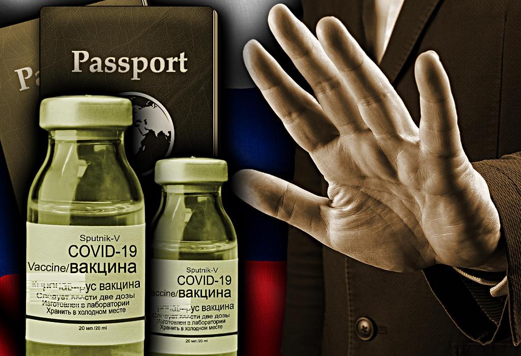 Rusija-odbijanje vakcinacije