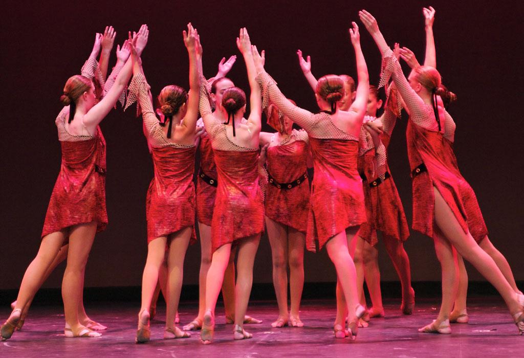 Plesačice