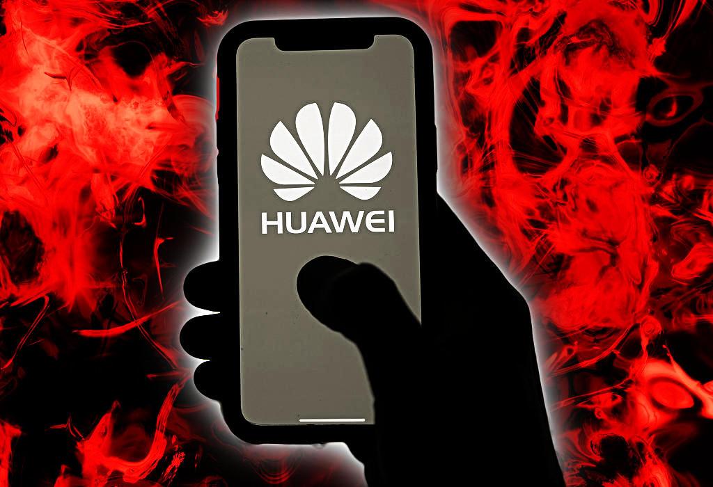 Bijes prema Huaweiju