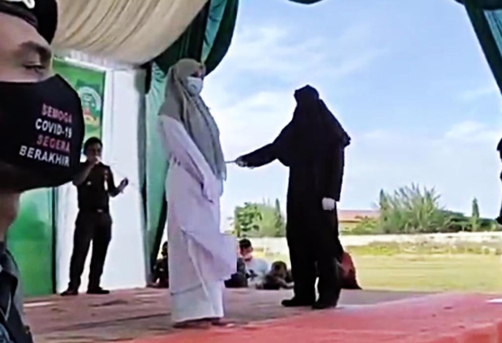 Indonezija-Bicevana zena