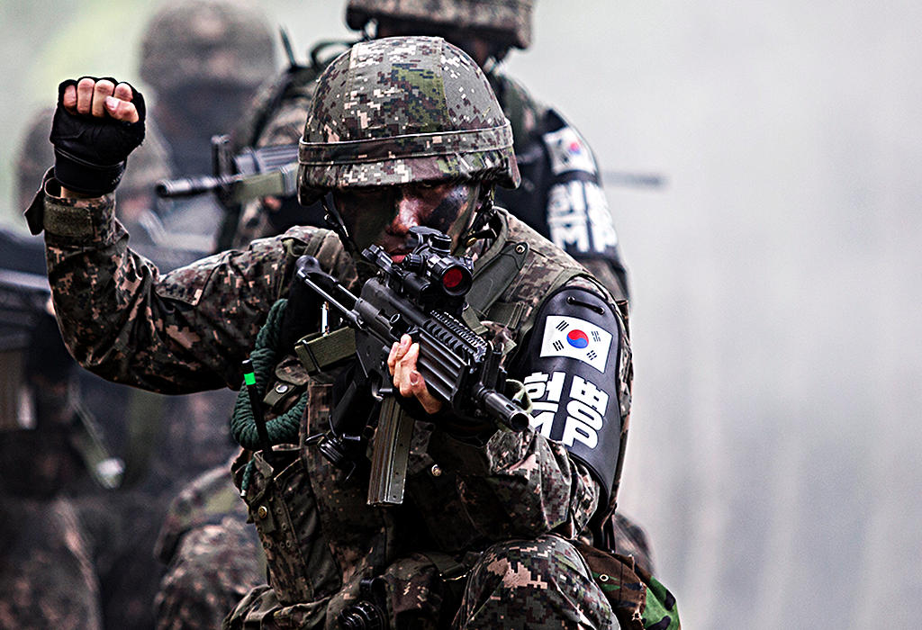 Juzna Koreja vojska