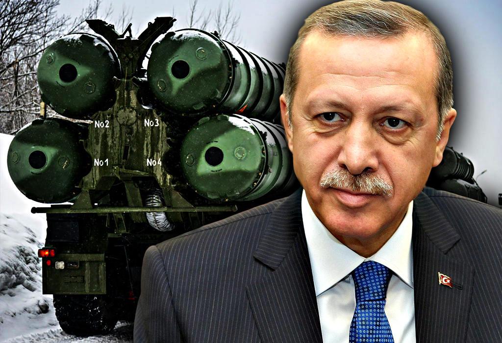 Erdogan o kupnji S-400